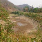 タイの地方の干ばつ状態は、ひどい状態です。何とかしなければ!