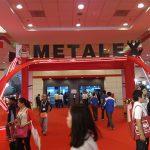 「METALEX THAILAND 2015」に行ってきました。