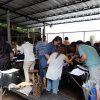 タイ バンコクで、ミミズの講習(ミミズコンポスト)を受けてきました。ミミズは24時間戦えますか?!戦えます!