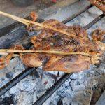 ガイヤーン(鶏の炭火焼き)の聖地「ウィチアンブリー」は、やっぱりガイヤーンの聖地だった。